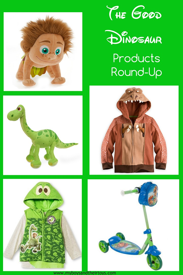 the good dinosaur products