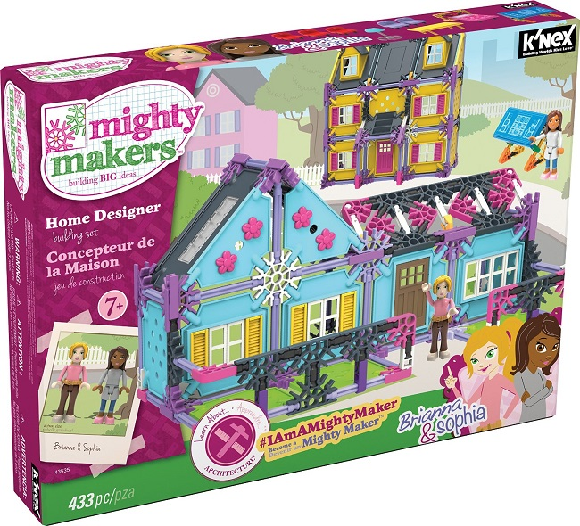 knex mighty makers