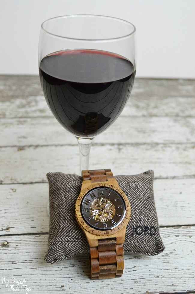 mens watch styled