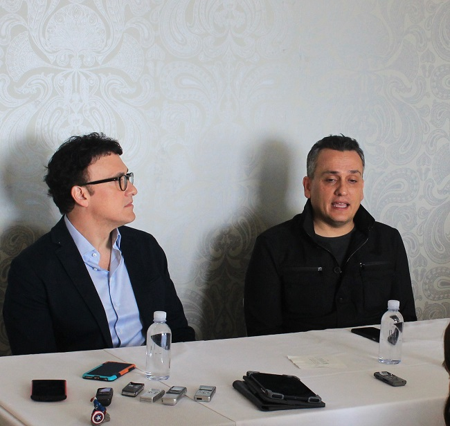 Russo Brothers Directors