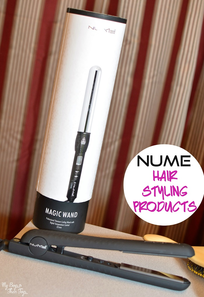 nume professional hair styling products