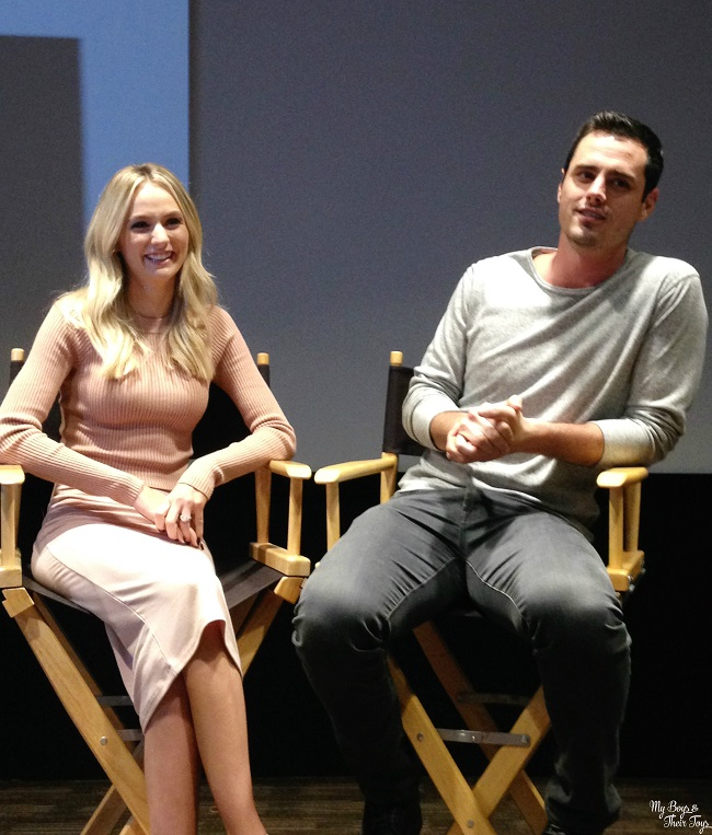 ben and lauren q&a