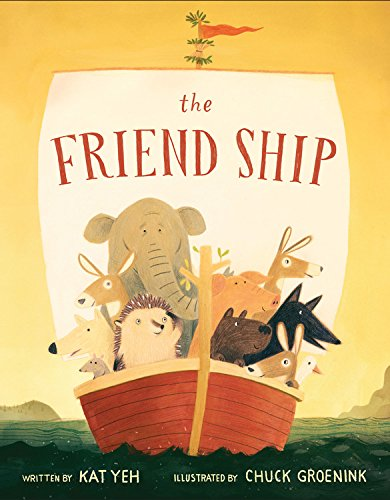 the-friend-ship book
