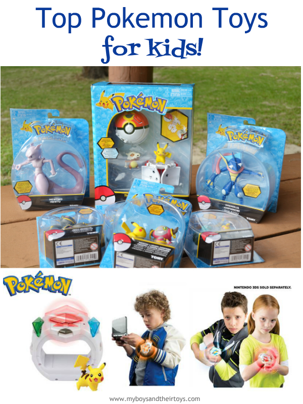 top pokemon toys