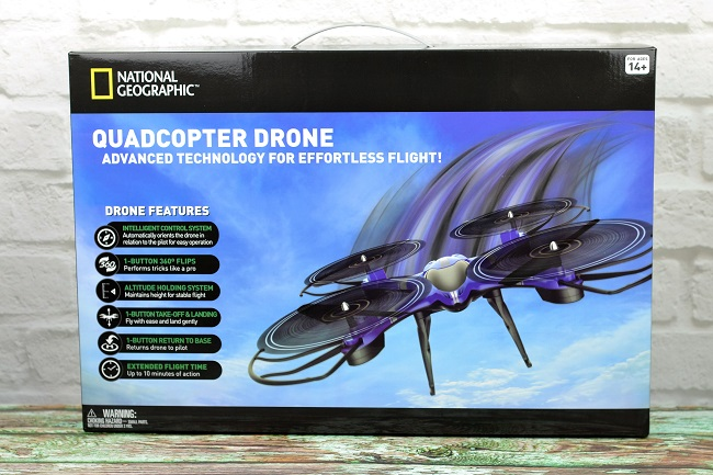 hot toys drone