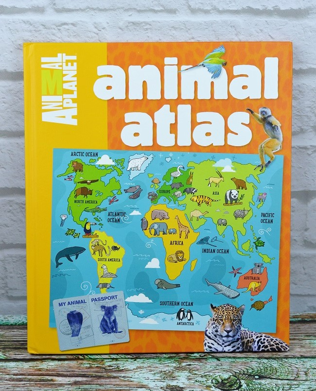hot toys animal book