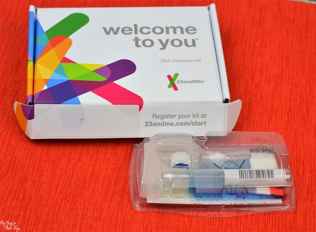 women's health dna kit