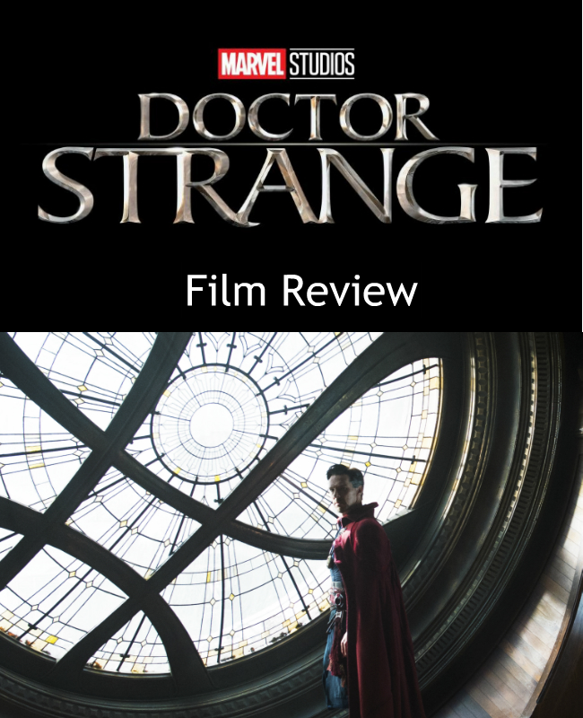 doctor strange film review