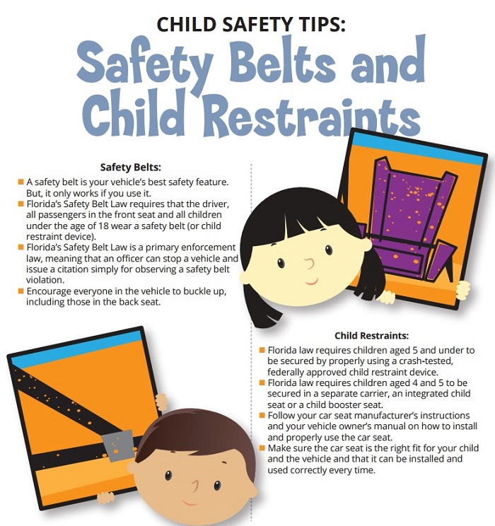 booster seat laws safety