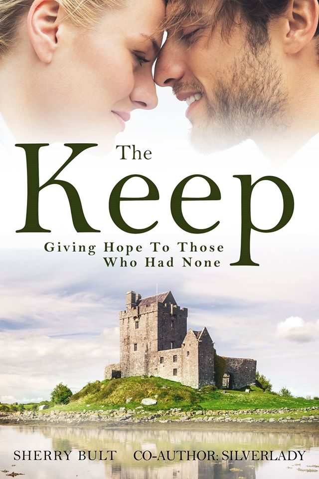 The Keep book cover