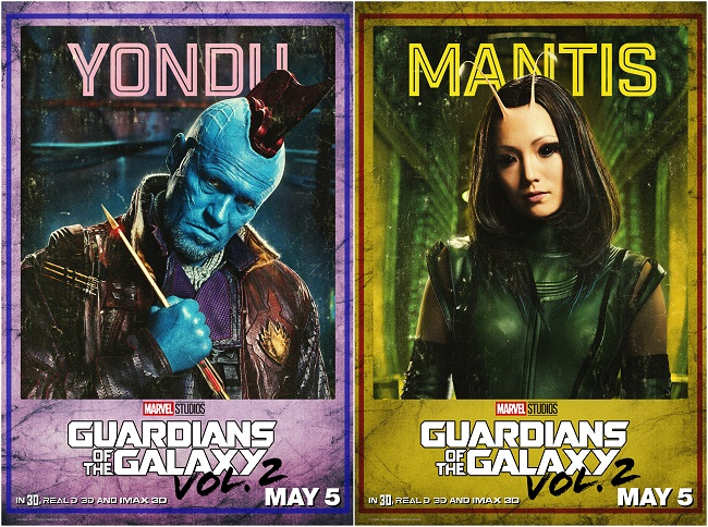 guardians of the galaxy 2 cast