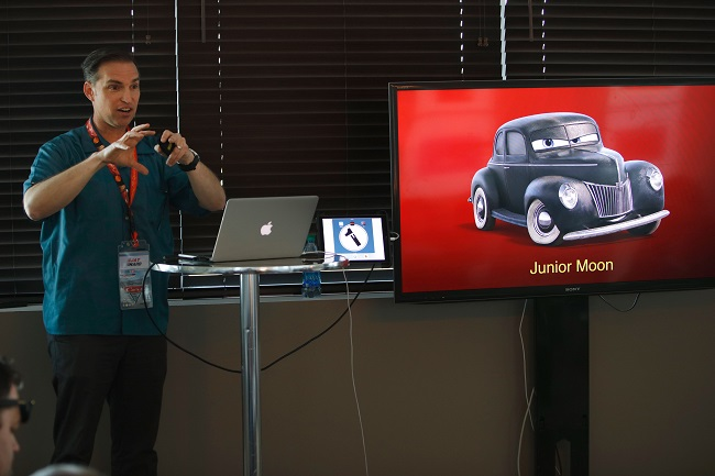 Cars 3 Creative Director Jay Ward