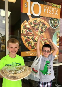 Papa Murphy's weeknight meals for busy families