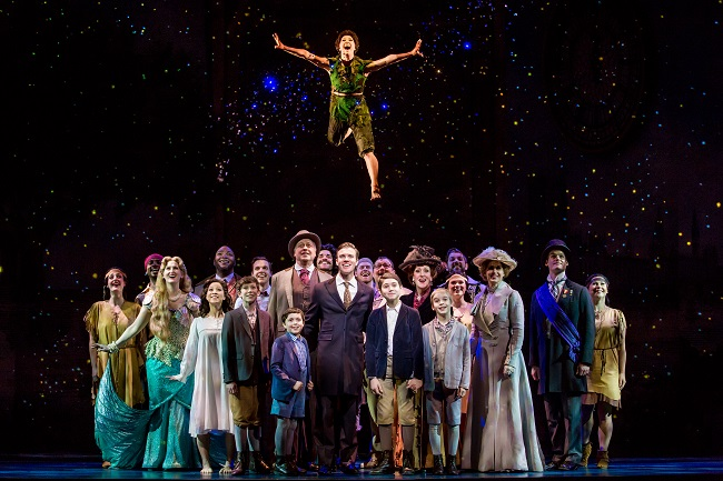 Dr Phillips Center Finding Neverland