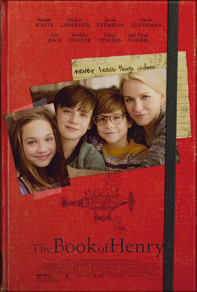 book of henry review
