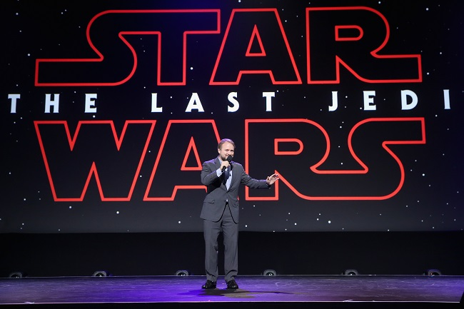 D23 EXPO 2017 star wars the last jedi