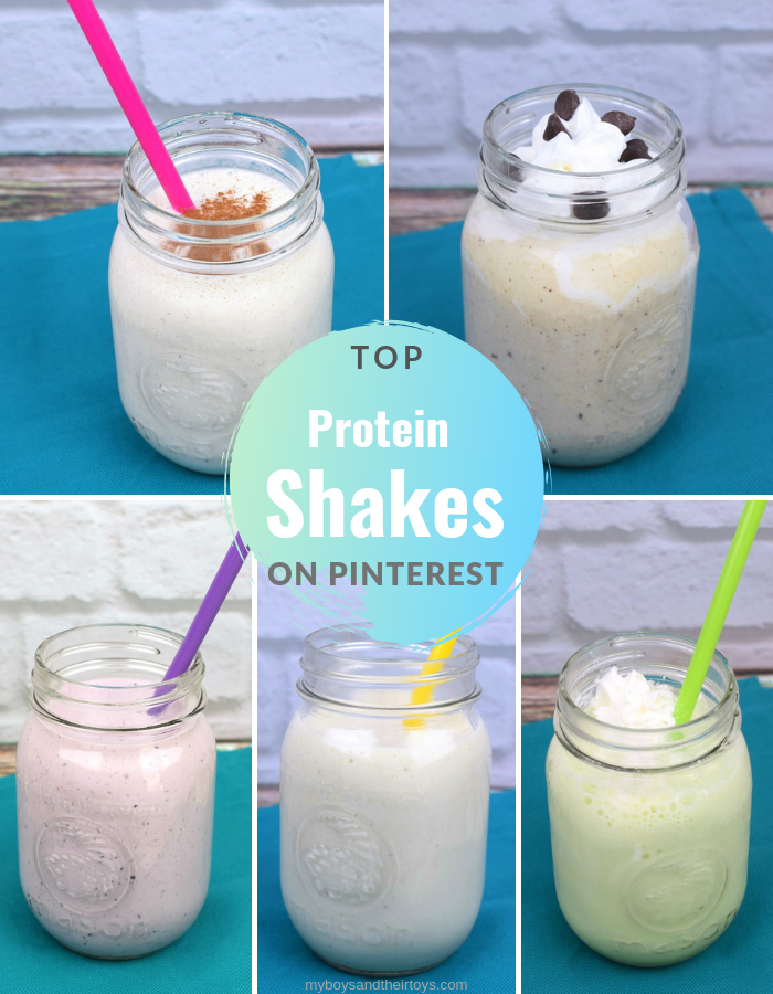 Top protein shakes