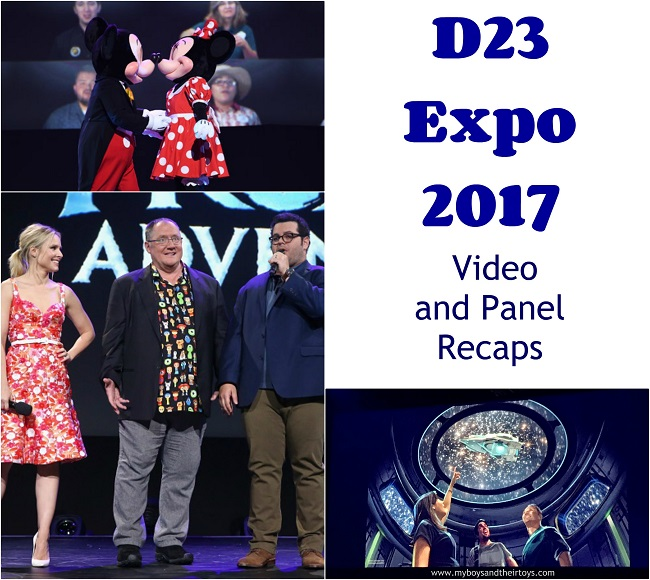 d23 expo video