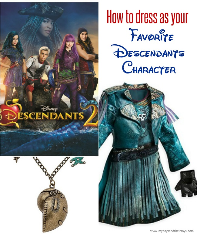 descedants 2