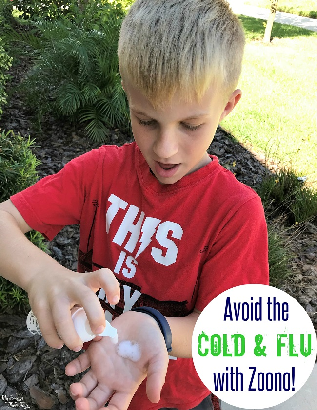 avoid the cold and flu