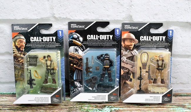 call of duty action figures