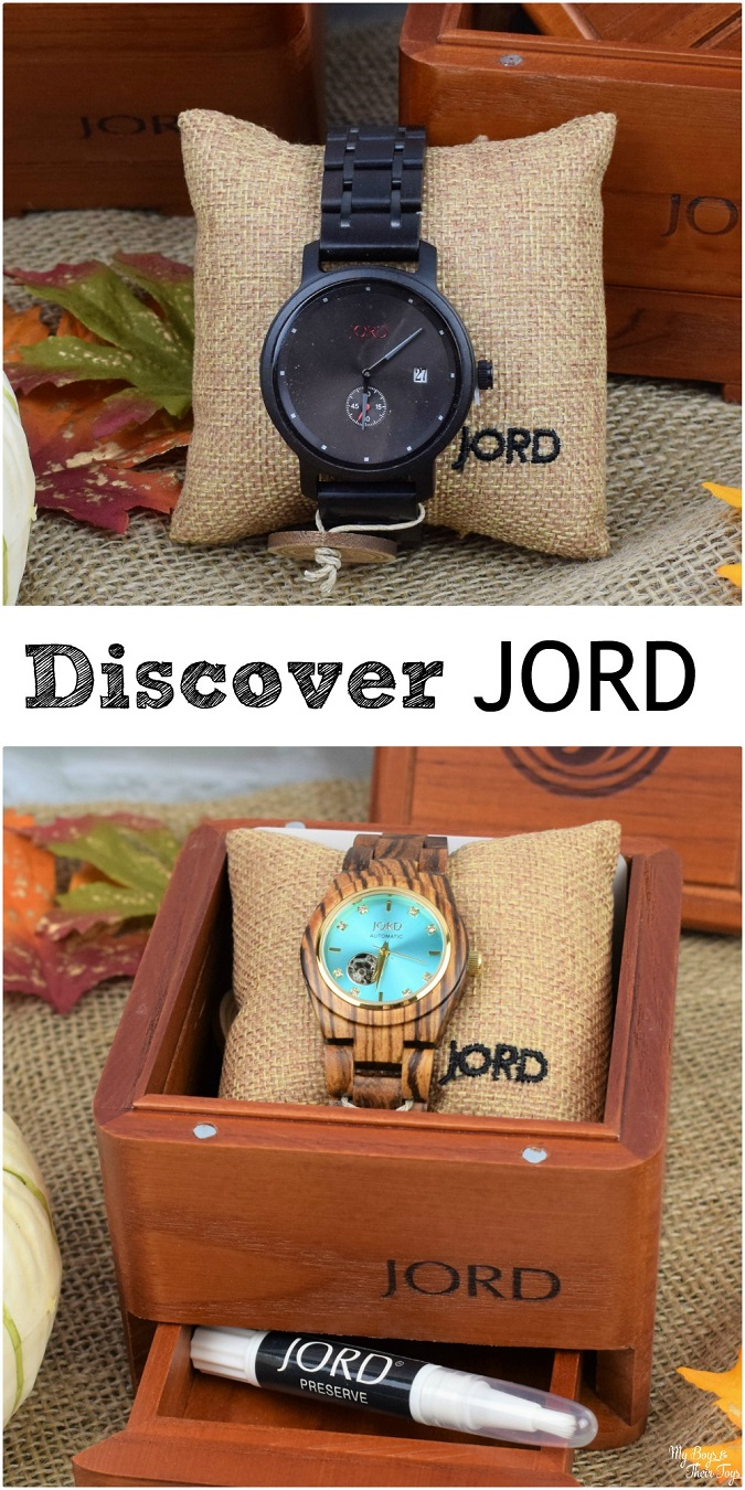 discover jord wood watches