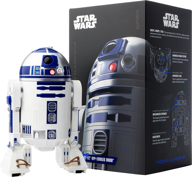 holiday toys r2-d2 sphero