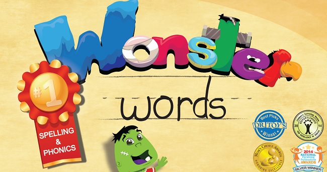 wonster words spelling