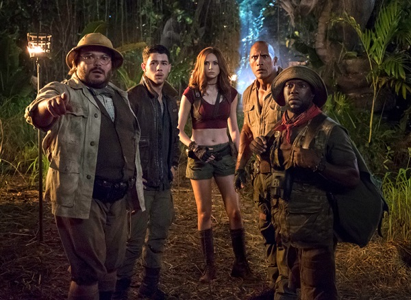 jumanji welcome jungle