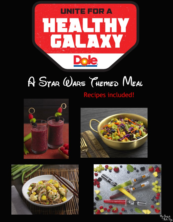 star wars themed recipes