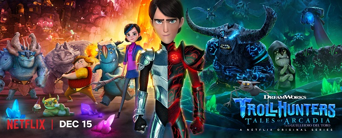 trollhunters on netflix part 2