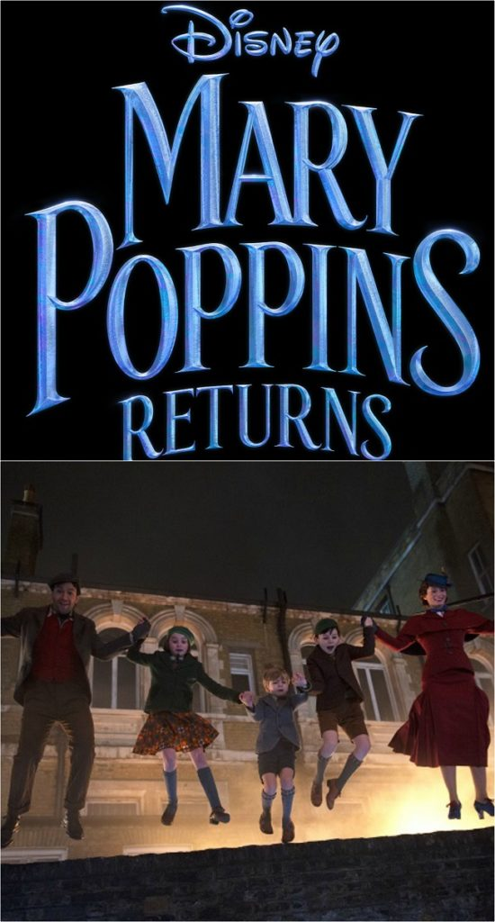 disney mary poppins returns