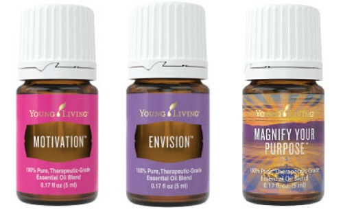 procrastination essential oils