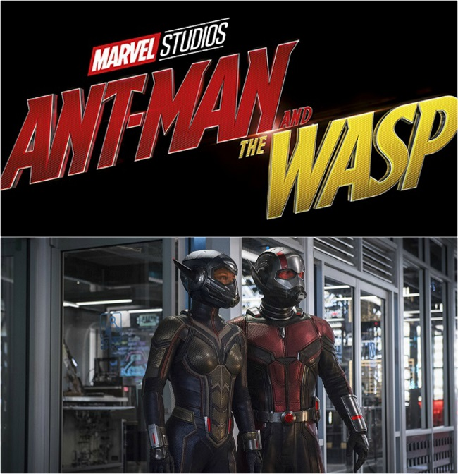 marvel ant man and the wasp