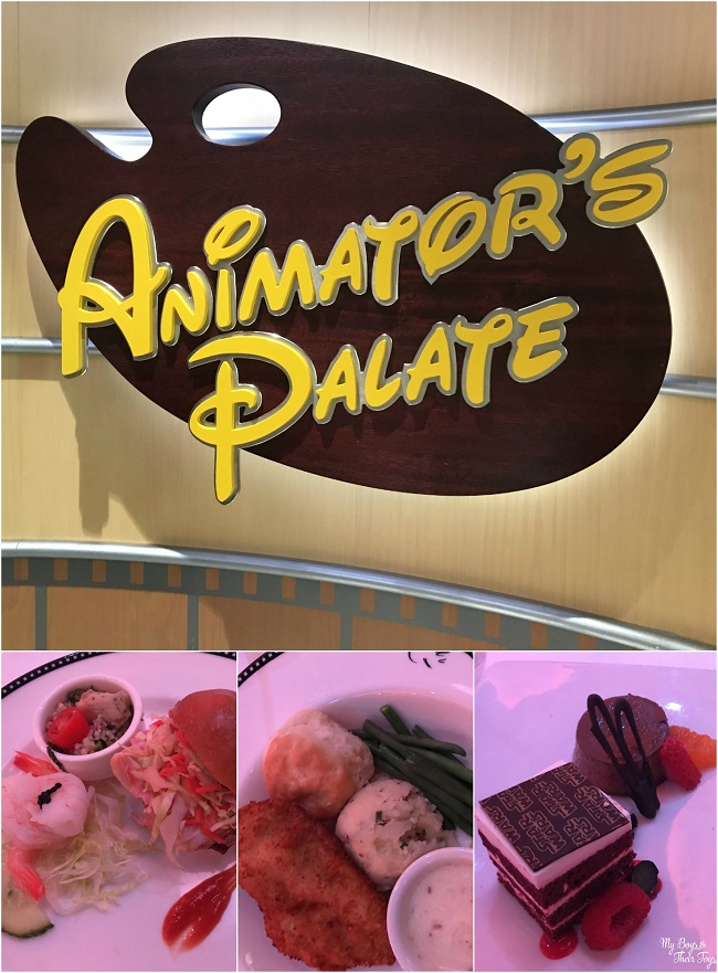 animators palate