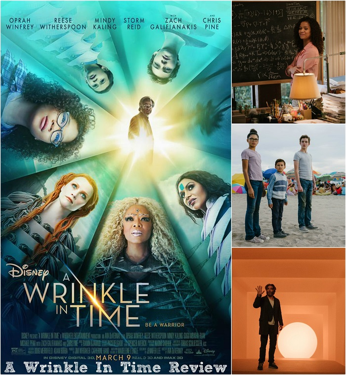 wrinkle in time review