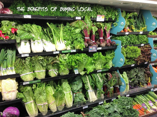 benefits of buying local