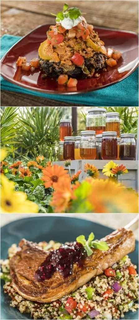 food and gardens