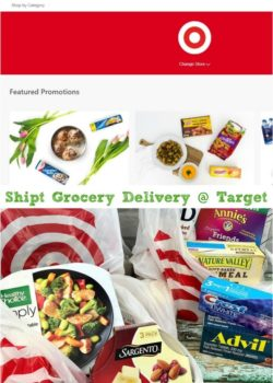 shipt grocery delivery
