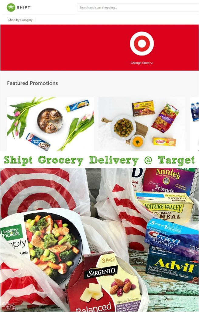shipt target groceries delivery
