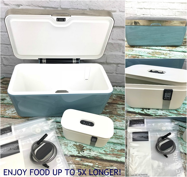 vacuvita food vacuum sealer