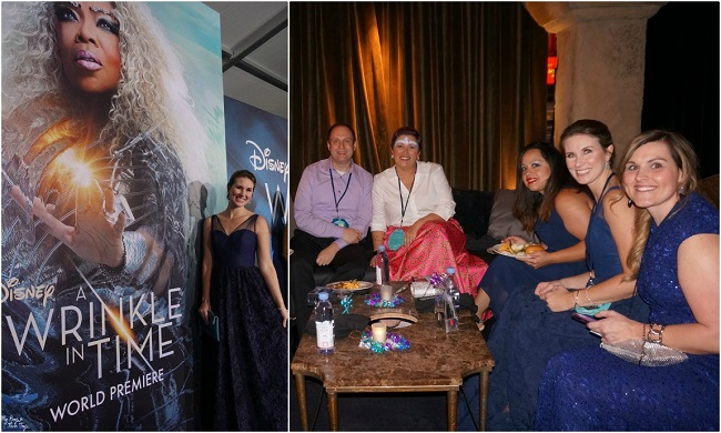 world premiere and after party