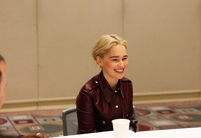 emilia clarke interview solo