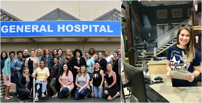 general hospital tour