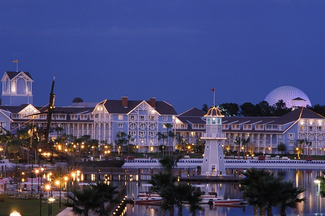 disney yacht club