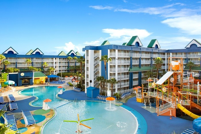 best orlando hotels holiday inn water park