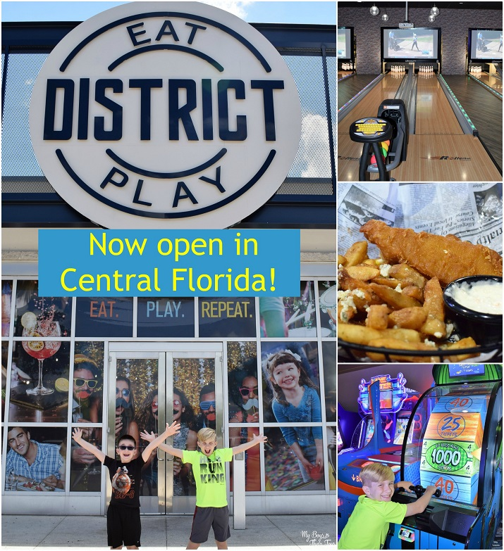 district eat and play