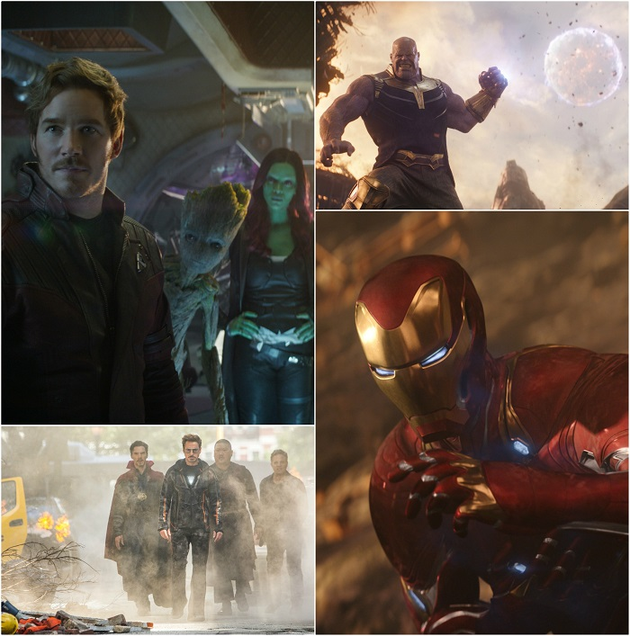 infinity war movie
