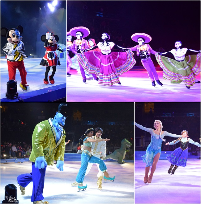 disney on ice mickey frozen coco