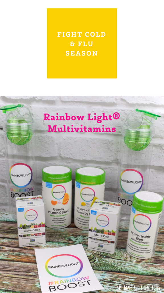 rainbow light vitamins